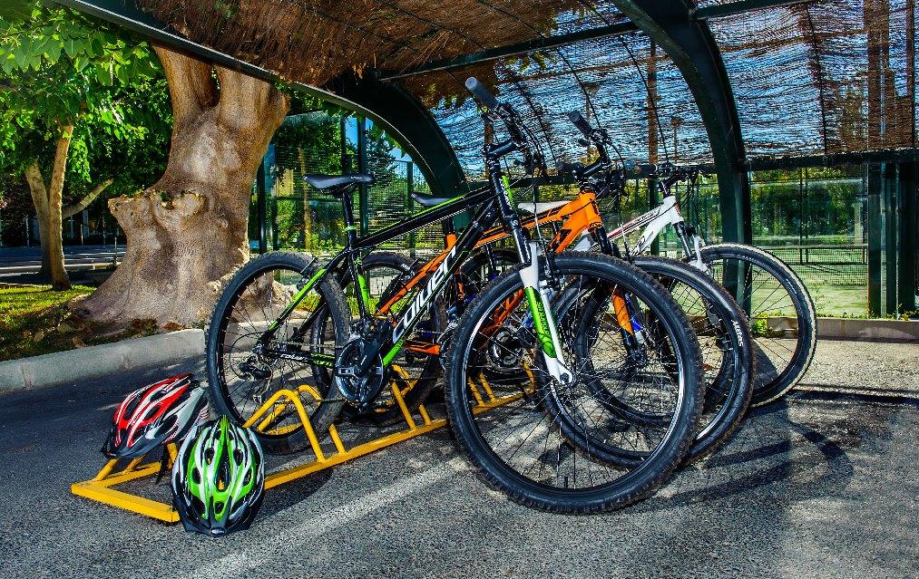 Alquila tu bicicleta en nuestro Complejo y pasea por la playa de san juan
