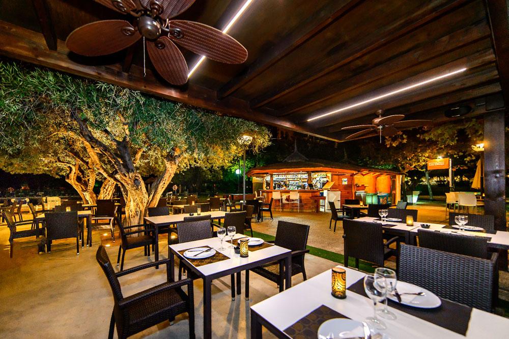 Los Olivos Restaurant Hotel Complejo San Juan Alicante